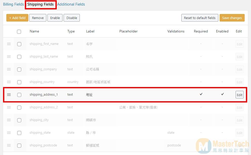 WooCommerce結帳欄位流程優化,簡化流程才能提高銷售率