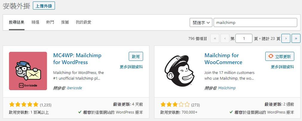 MailChimp電子報設定教學-Wordpress電郵行銷必備工具