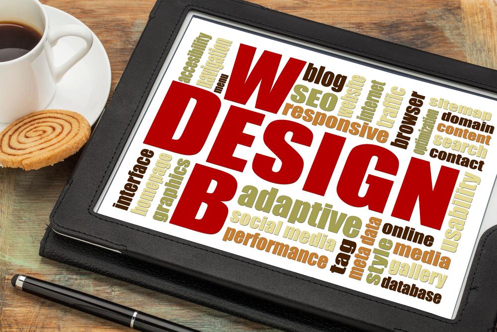 公司形象網站設計方案